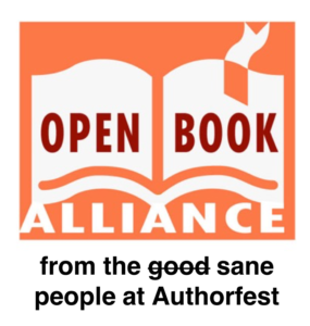 authorfest, open book alliance, steampunk